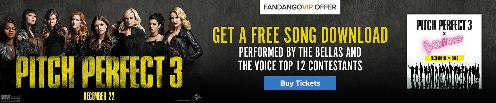 Fandango Pitch Perfect 3 Free Song