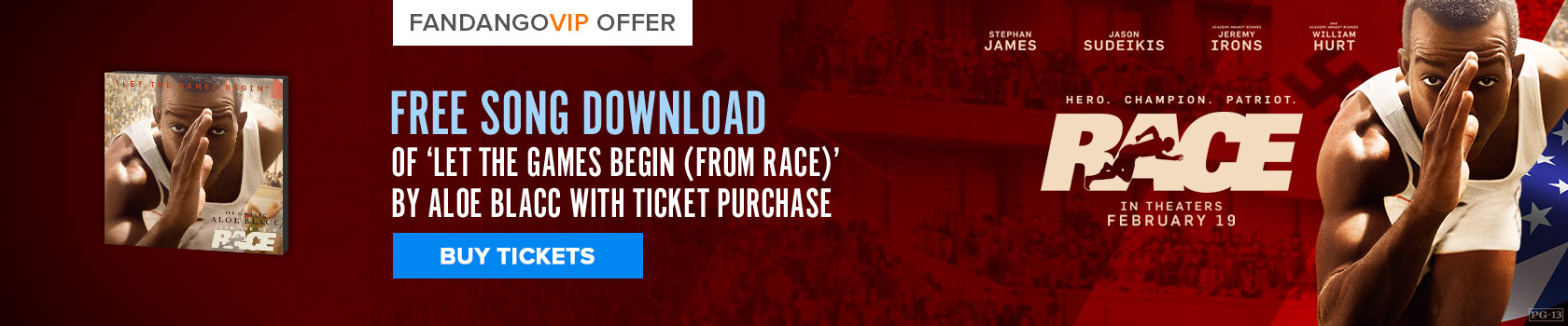 Fandango Race Free Gift With Purchase