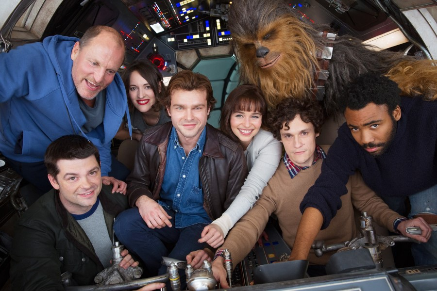 The Han Solo Movie May Reveal He's Not Actually Han Solo