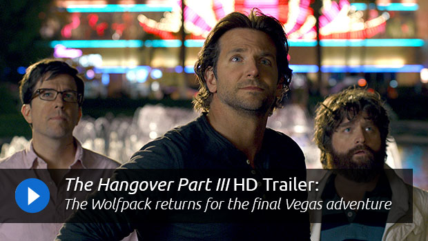 The Hangover Part III HD Trailer