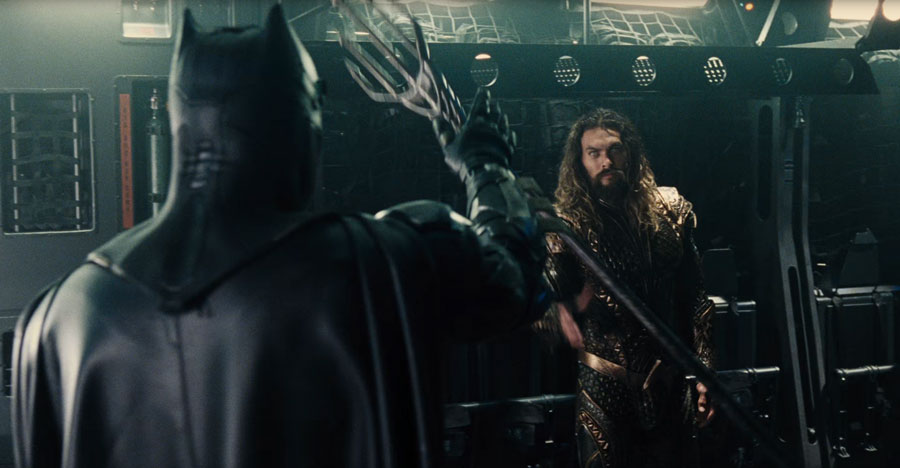 justice league teases its coming trailer with new