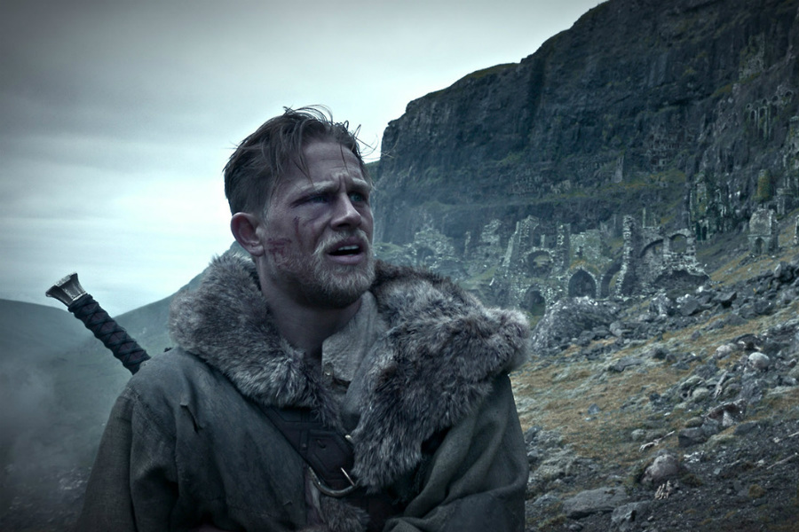 King Arthur and the Legend of the Sword