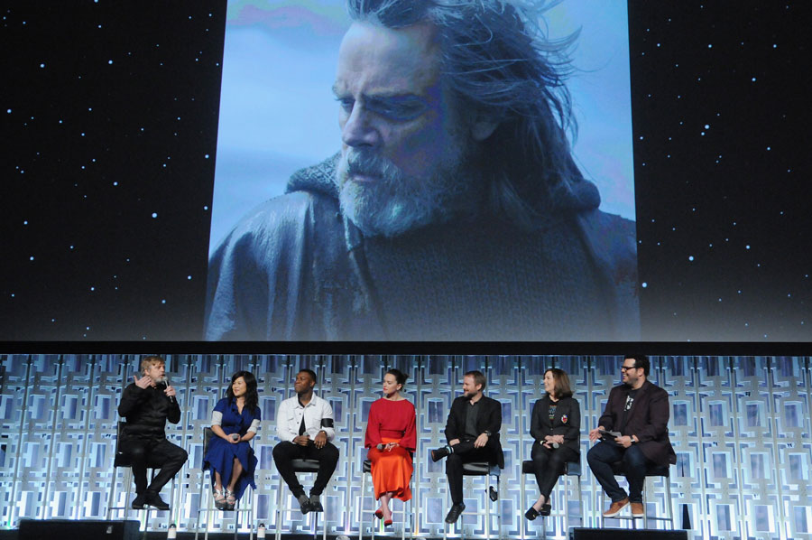 The Best of Star Wars Celebration 2017: From 'The Last Jedi' to Remembering Carrie Fisher