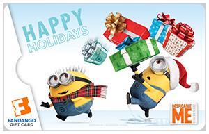 Minions Holiday