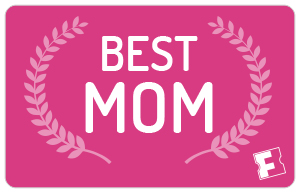 Best Mom Gift Card
