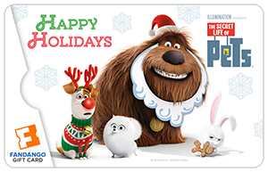 Secret Life of Pets Holiday