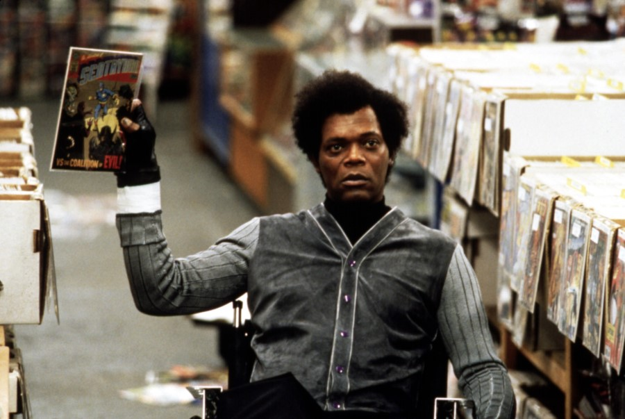 Unbreakable Mr. Glass