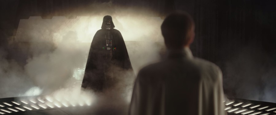 The Crazy Story Behind Darth Vader's Big Moment in 'Rogue One'