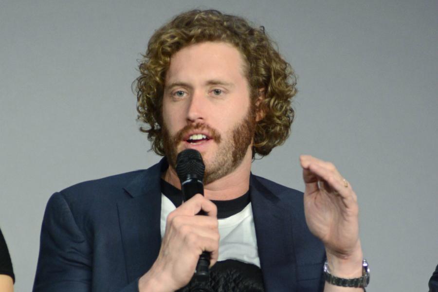 Movie News: Watch T.J. Miller Audition for 'EmojiMovie ...