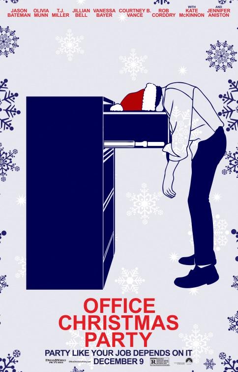 Новогодний корпоратив office christmas