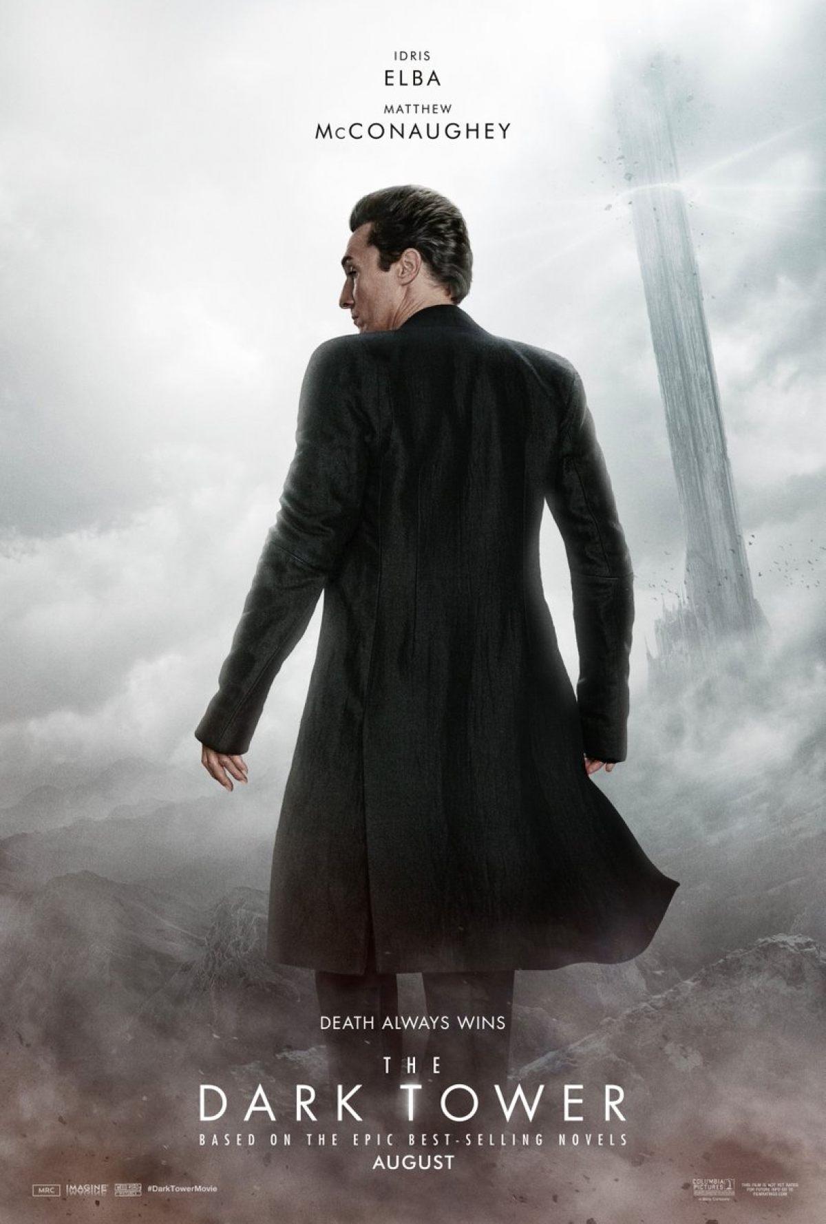 New Movie Posters Wonder Woman The Dark Tower