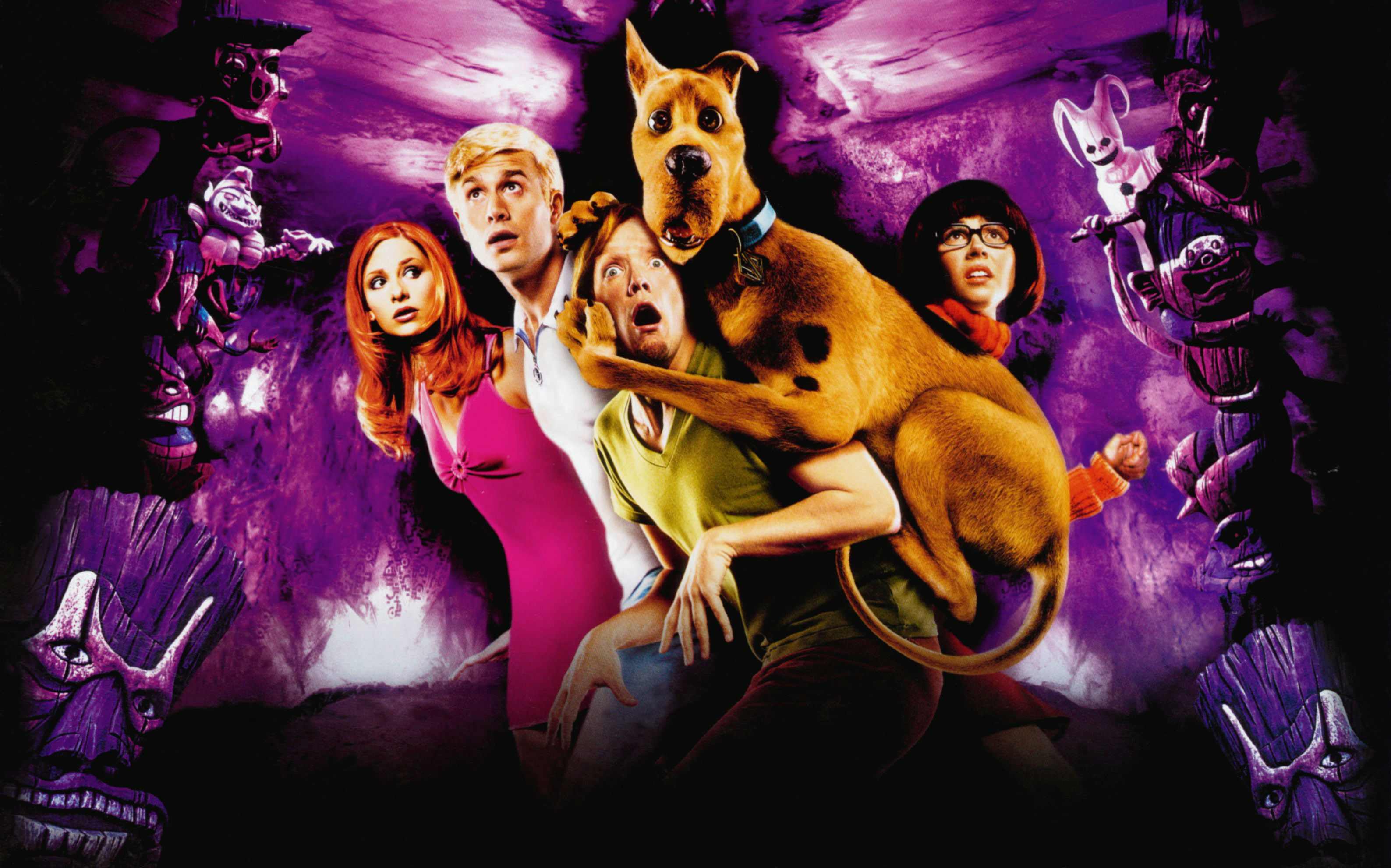 Scooby doo in the movie