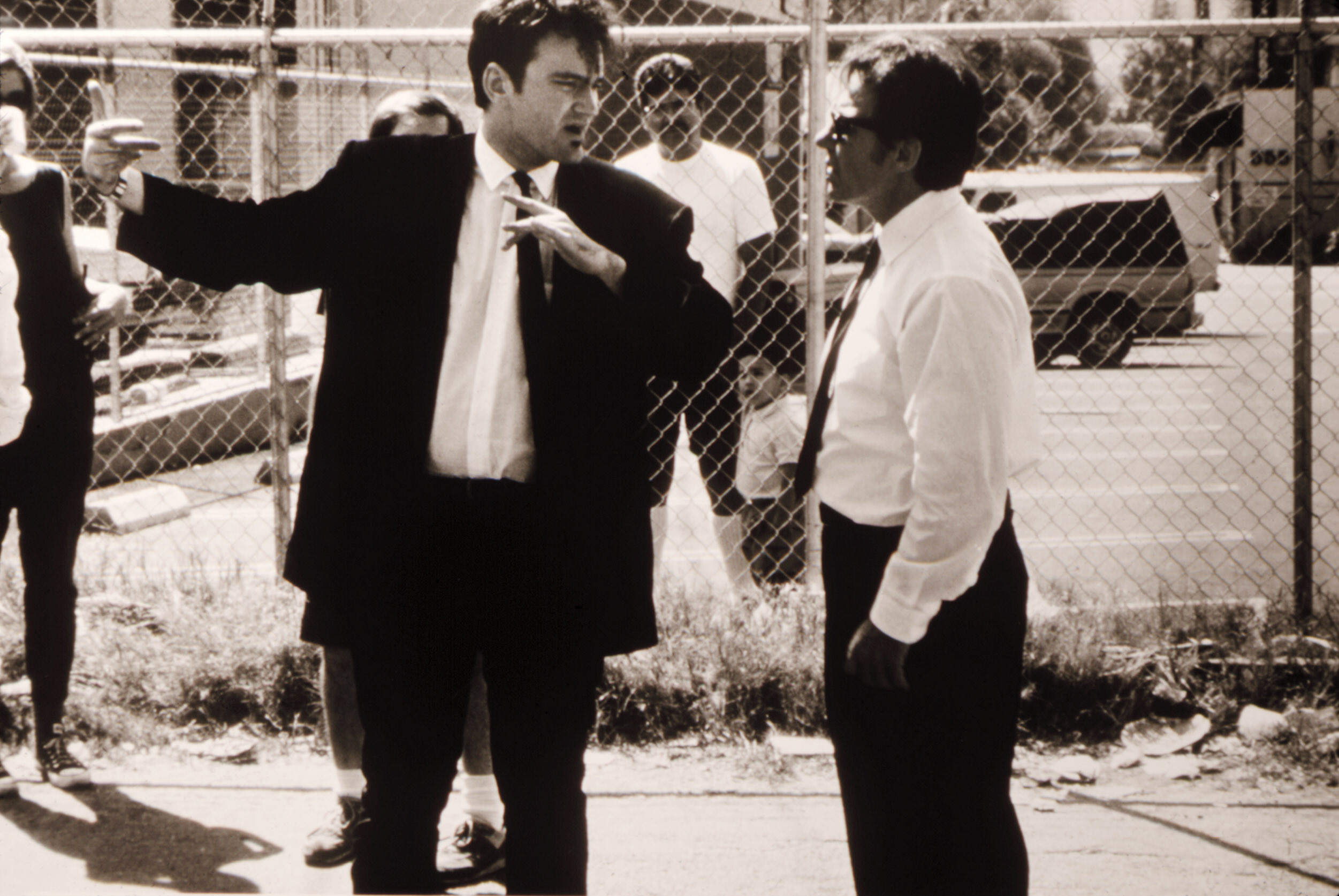 Yes please. Reservoir Dogs!  Reservoir Dogs Cosplay