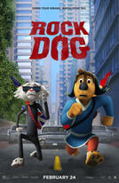 Rock Dog showtimes and tickets