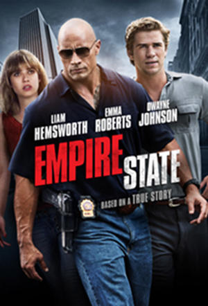 "Poster art for ""Empire State."""