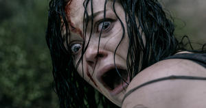 """Jane Levy in """"Evil Dead."""""""