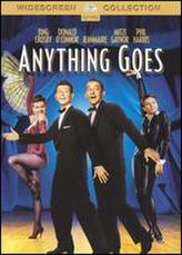 Anything Goes (1956) showtimes and tickets