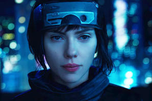 Watch Five Minutes of 'Ghost in the Shell' with Scarlett Johansson