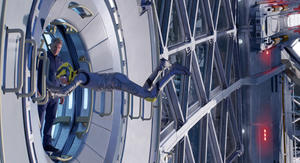 'Ender's Game' Set Visit Part 2: Battle Room Basics