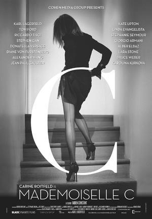 """Poster art for """"Mademoiselle C."""""""