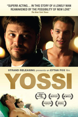 """Poster art for """"Yossi."""""""