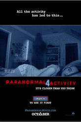 Paranormal Activity 4 showtimes and tickets