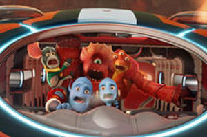 'Escape from Planet Earth' with Brendan Fraser and Cast in New Featurette