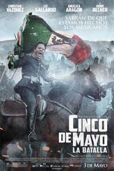 Cinco de Mayo: The Battle showtimes and tickets