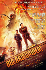 Big Ass Spider! showtimes and tickets