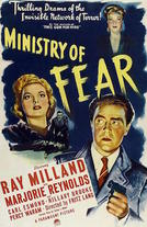MINISTRY OF FEAR/ADDRESS UNKNOWN showtimes and tickets