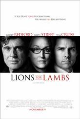 Lions for Lambs showtimes and tickets