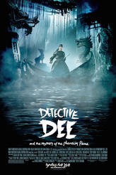 Detective Dee and the Mystery of the Phantom Flame showtimes and tickets