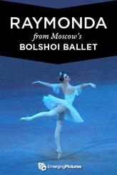 Raymonda - Bolshoi LIVE showtimes and tickets