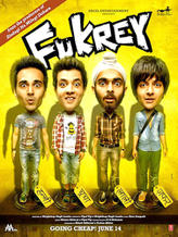 Fukrey showtimes and tickets
