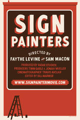 Sign Painters showtimes and tickets