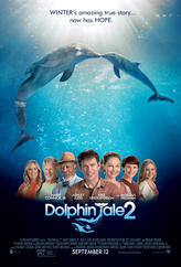 Dolphin Tale 2 showtimes and tickets