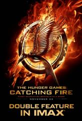 The Hunger Games: Catching Fire Double Feature in IMAX showtimes and tickets