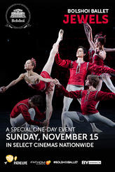 Bolshoi Ballet: Jewels showtimes and tickets