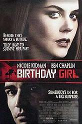 Birthday Girl showtimes and tickets
