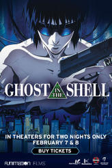 Ghost in the Shell (1995) showtimes and tickets