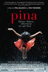 Pina showtimes and tickets