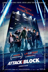 Attack the Block showtimes and tickets