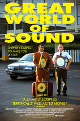 Great World of Sound showtimes and tickets