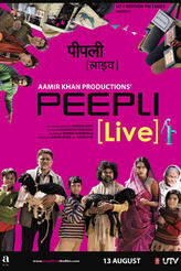 Peepli Live showtimes and tickets