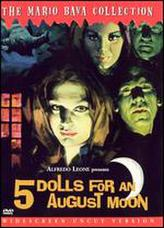 Five Dolls for an August Moon (1970) showtimes and tickets
