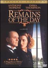 Remains of the Day showtimes and tickets