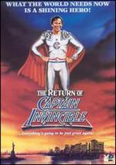 The Return of Captain Invincible showtimes and tickets