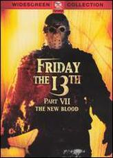 Friday the 13th Part VII -- The New Blood showtimes and tickets