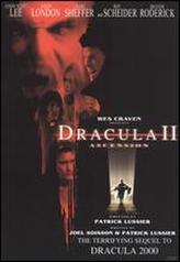Wes Craven Presents Dracula II: Ascension showtimes and tickets