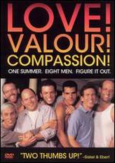 Love! Valour! Compassion! showtimes and tickets